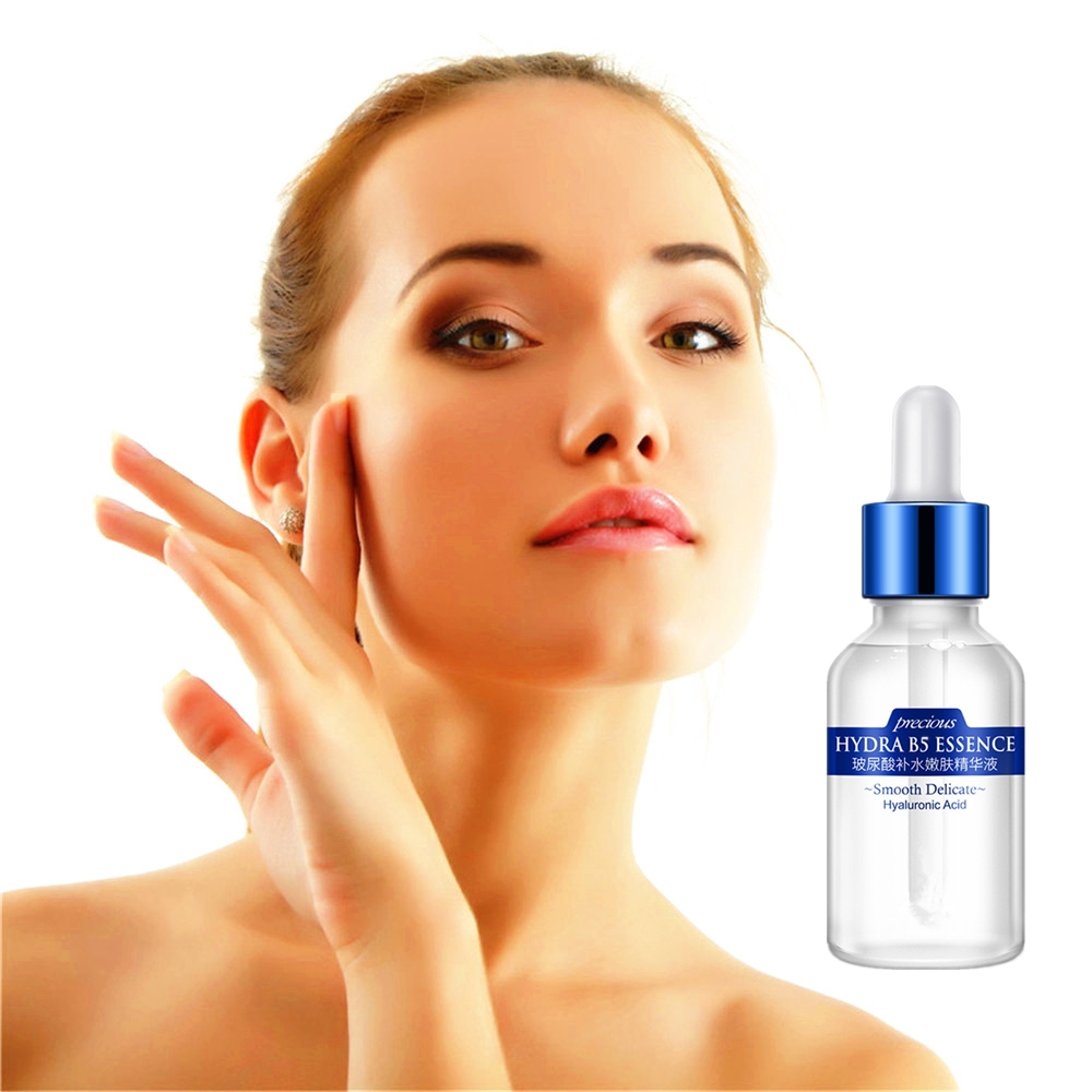 15ml Closing Pores Plant Extract Hyaluronic Acid Liquid Whitening Blemish Serum Ampoules Anti-acne Rejuvenation Serum
