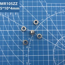 Free Shipping Miniature Mini MR105ZZ Wbc5-10zza 5*10*4 Mm High-quality Bearing Helicopter Model Car Available  Mr105 Z L-1050zz