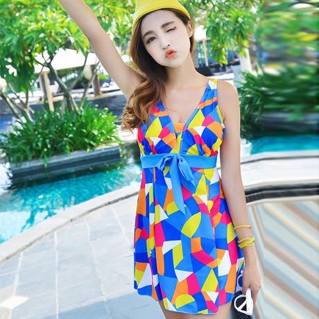 2018 New Plus Size Swimwear Women Push Up One Piece Swimsuit Swimwear Women Bodysuit High Waisted Bathing Suit Vintage Beach