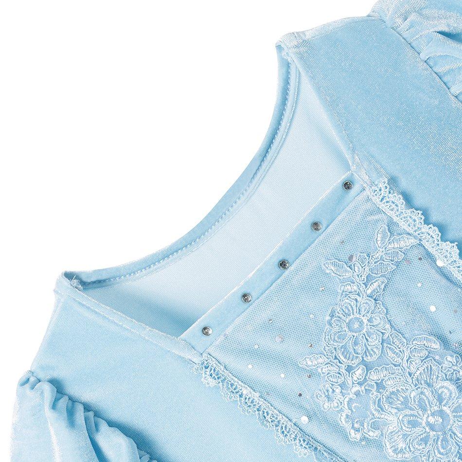 Cinderella Cosplay Costume (8)