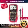 UNI-T UT61B 3999 Граф Автовыключение ЖК Подсветки DMM Цифровой Мультиметр с Температуры Испытания
