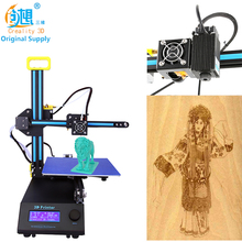 Cheap CREALITY 3D Printer CR-8 2 in1 Support laser engraving 3D Printer DIY Kit Full Metal Easy Assemble With 200g Filament Gift