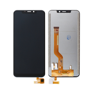 """Image 2 - ocolor For Oukitel C12 Pro LCD Display And Touch Screen Replacement For Oukitel C12 LCD With Tools 6.18"""" +Film"""