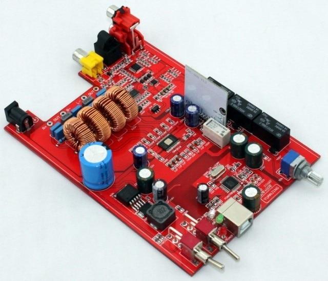 Carte d'amplificateur de fibre de Bluetooth TPA3116