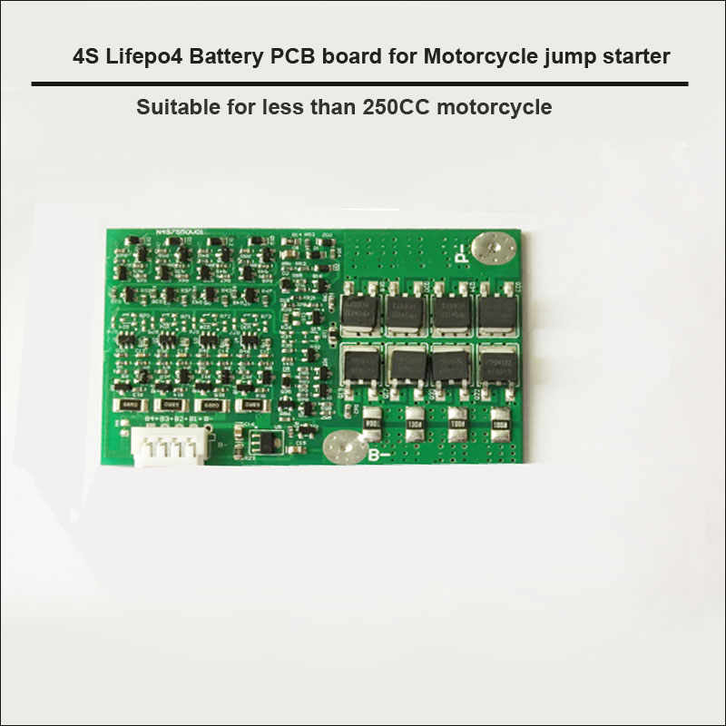 4s 12v Or 128v Lifepo4 Battery Protection Circuit Board Bms And Pcb