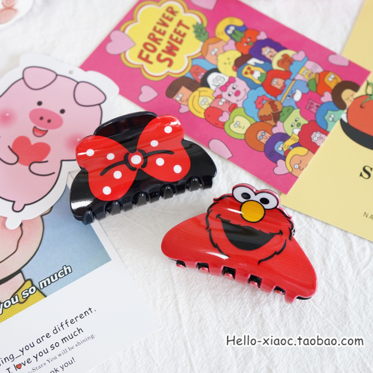 Sesame Street Elmo Loves You dollhouse miniature book