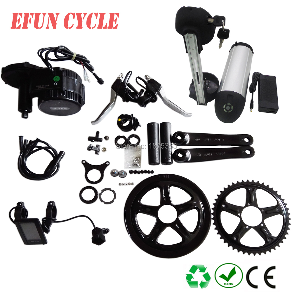 Free shipping DIY conversion ebike kits Bafang BBS01 36V 250W mid drive motor kits+36V 16Ah ocean USB bottle down tube battery cyabmoz 2017 flats new arrival brand casual shoes men genuine leather loafers shoes comfortable handmade moccasins shoes oxfords