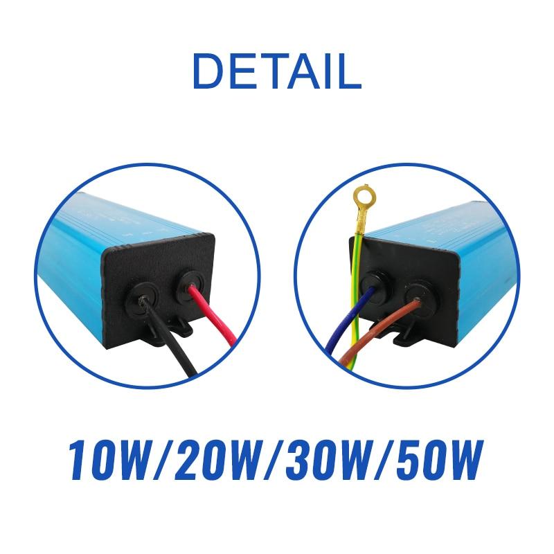 50W 100W բարձր էներգիայի կայուն հոսանքի - Լուսավորության պարագաներ - Լուսանկար 3