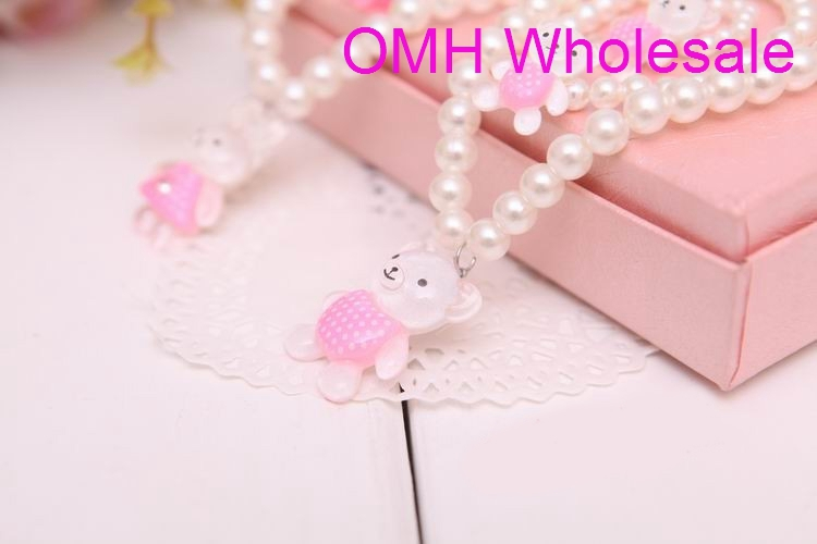 bracelets+rings Jewelry Sets Cant Choose The Shape Random Delivery Xl638 Driving A Roaring Trade Ambitious 1 Pcs 2013 New Girl Pink Pearl Necklaces Jewelry & Accessories Jewelry Sets & More