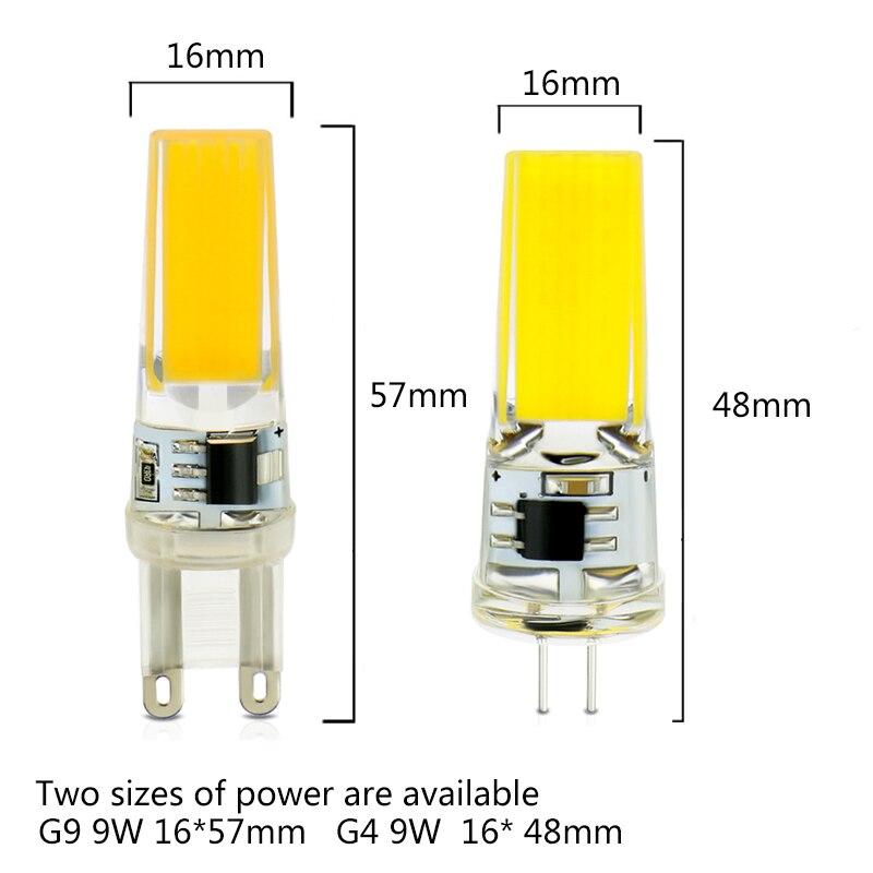 Lâmpadas Led e Tubos led cob spotlighting substituir halogênio Led : Led Lamp