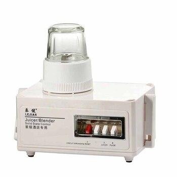 Многофункциональный Соковыжималка Блендер Машина для смешивания пищевых продуктов 110В/220В Сухой шлифовальный MJ-176