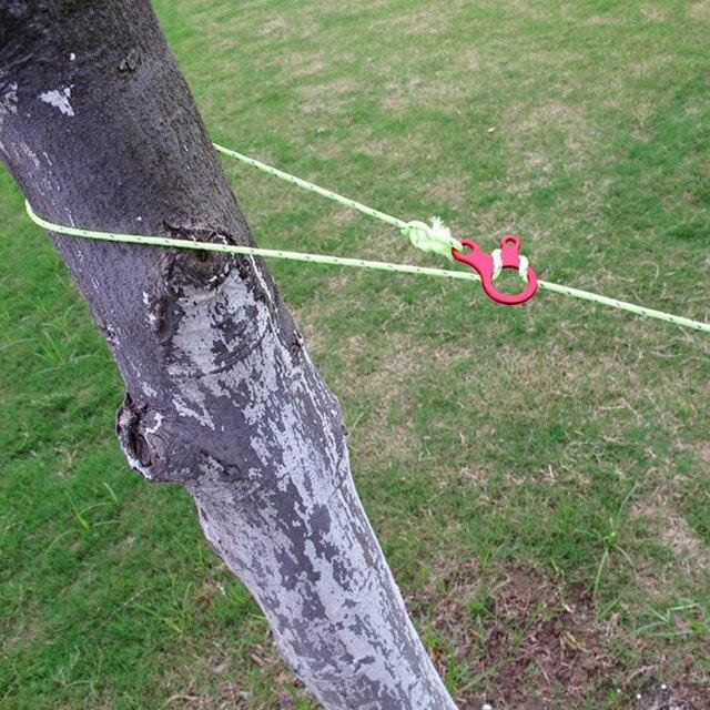 Quick Tent Knot Hook 6