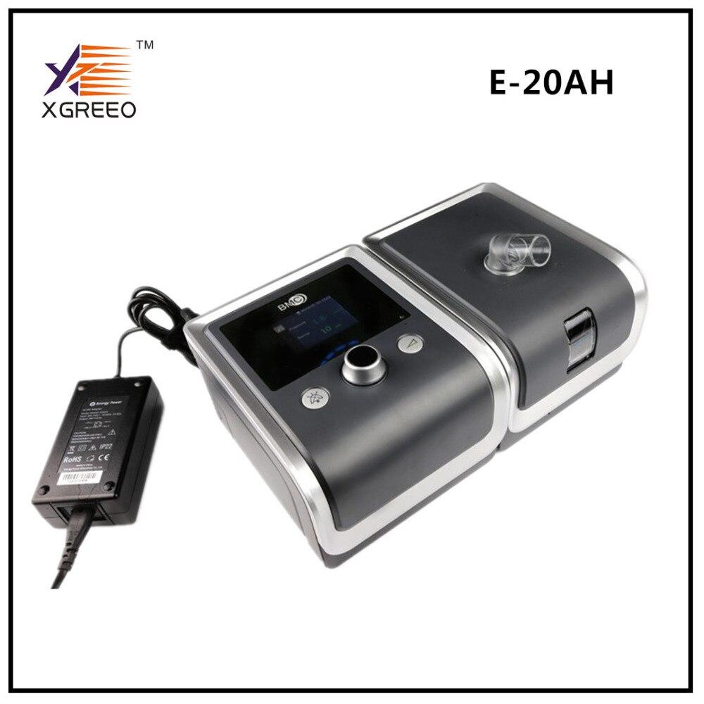 BMC XGREEO GII Auto CPAP Machine Maison Intelligente Pour Le Sommeil ronflement Apnée Soins de Santé Thérapie Avec Humidificateur Masque Tuyau SD carte