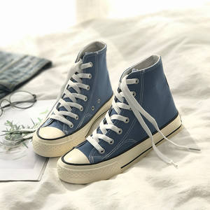 1cc11f3c96 Sneakers Classic Unisex Canvas Skateboarding Shoes High-Top Anti-Slippery  Women Men Sports Shoes