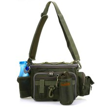Multifunctional Ergonomic Fishing Bag