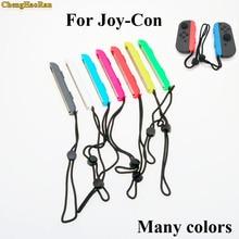 ChengHaoRan 8 colors 1pcs For Switch Joy-Con Wrist Strap Sling For Nintend Switch NS NX Console Joy-Con Wrist Wraps Band Strips