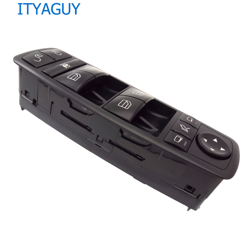 Image 2 - A1698206710 Master Power Window Switch Fits For Be*nz W245 W169 A1698206710, 1698206710, A 169 820 67 10-in Car Switches & Relays from Automobiles & Motorcycles
