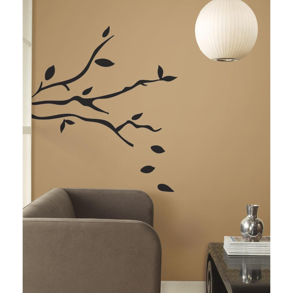 RoomMates Tree Branches wall Stick for kids room decor Vinyl Wall ...