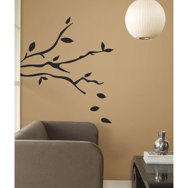 Dorable Wall Decor With Tree Branches Frieze - Wall Art Design ...