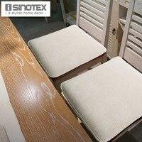 40cmx40cm Square Seat Cushion Back Cushion Sofa Cushions Home Decor Memory Foam Sheets Office Chair Back