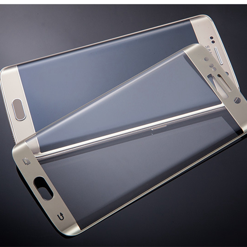 S6 Edge <font><b>OR</b></font> S6edge Plus! Tempered Glass Screen Protector Clear Case for <font><b>Samsung</b></font> <font><b>Galaxy</b></font> S6 Edge Plus <font><b>Full</b></font> Protective Film Cover