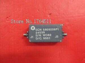 [BELLA] AVANTEK 5809226P1 15V SMA Low Noise Amplifier