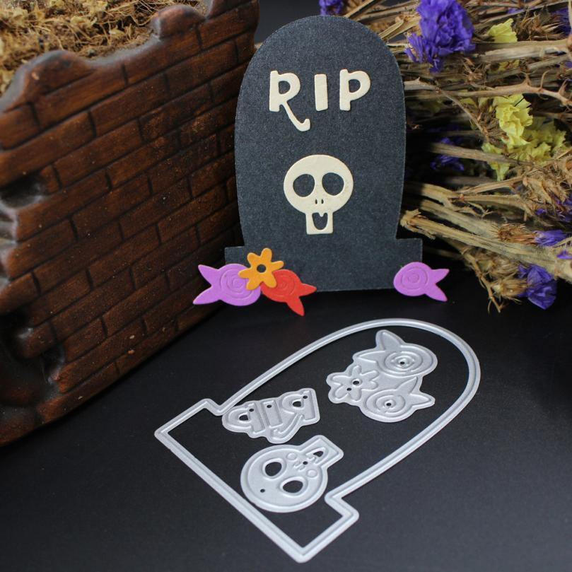 House LC New Cutting Dies Stencil Frame DIY Scrapbooking Embossing Album Paper Card Craft G 18Apr21 Drop Ship