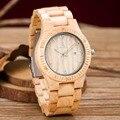 Envío de la gota Mujeres de Los Hombres nuevo Reloj de Vestir Diseñador de la Marca de Lujo de Reloj de pulsera de Cuarzo Casual de Negocios Reloj Reloj De Madera En El Precio Barato
