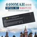 Аккумулятор для ноутбука Sony  11 1 В  4400 мА/ч  для Sony VGP-BPS24  BPS24  VGP  для VAIO  SA  SB  SC  SD  SE  VPCSA  VPCSB  VPCSC  VPCSD  VPCSE