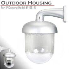 CCTV Security Outdoor IP66 Waterproof Dome Camera Housing Enclosure Surveilllance IP Camera Shield Weatherproof Protection Case