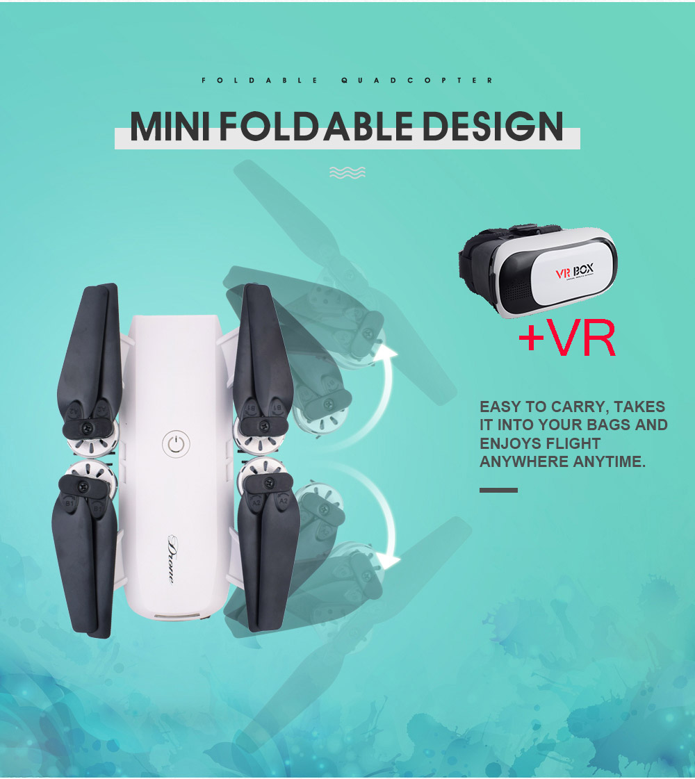 YH-19HW Selfie Drone With HD Camera WiFi FPV RC Quad copter Helicopter VS SG700 Visuo XS809HW JJRC H37 Mini Dron Toys rc drone foldable aircraft helicopter fpv wifi rc quadcopter 2 4ghz remote control dron with hd camera vs visuo xs809w xs809hw