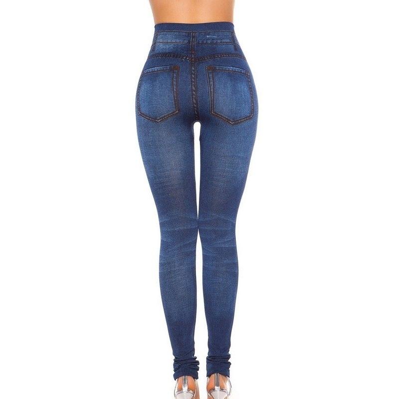 NIBESSER 2019 New Blue Hole Jeans Pancil Pants Women s Mid High Waist Stretch Denim Jeans NIBESSER 2019 New Blue Hole Jeans Pancil Pants Women`s Mid High Waist Stretch Denim Jeans Casual Stretch Skinny Trousers Jeans