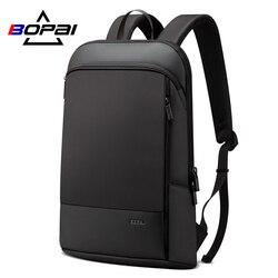 Stilvolle Mochila Daypacks Männer Ultra Slim Laptop Rucksack Ultra licht Computer Rucksack Taschen Wasser Abweisend Männer Zurück Pack Taschen