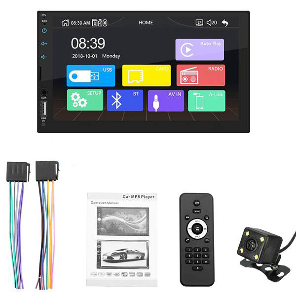2 Din 9 Inch Android 8 0 Universal Car Radio Double Din Stereo Gps Navigation In Dash Video Wifi Usb Bluetooth Car Radio Multi