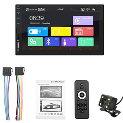 2 Din 9 Inch Android 8.0 Universal Car Radio Double Din Stereo Gps Navigation In Dash Video Wifi Usb Bluetooth Car Radio Multi