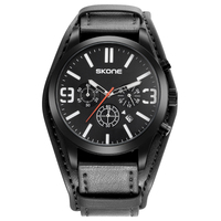 2016 Oulm Watch Men Army Dual Time Quartz Big Dial Digital Watch Men Luxury Brand Perfect