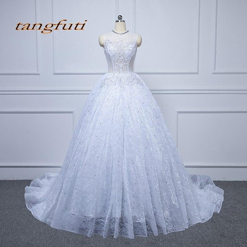 2018 Tulle robes de mariée chine une ligne robes de mariée mariage robes de mariée mariage robe de mariée vestido de noiva