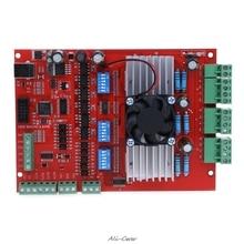 цена на MACH3 CNC USB 100Khz Breakout Board 3 Axis Interface Driver Motion Controller