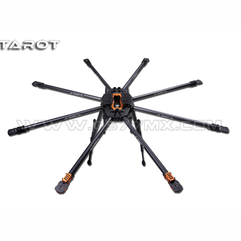 Tarot-RC T18 Pure 3K carbon folding type OCTA copter main frame kit FPV Plant protection TL18T00 tator rc multi rotor helicopter tarot t15 pure 3k carbon folding type octa copter main frame kit fpv tl15t00