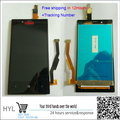Original Black Touch Screen Glass LCD display Digitizer For Nokia 720 RM-885 free shipping with tracking number