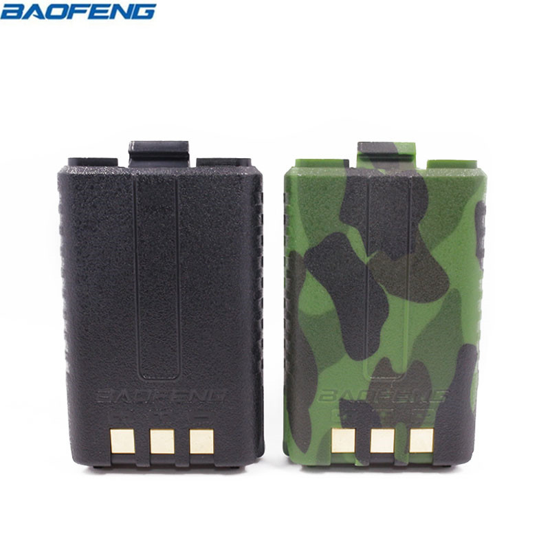 Baofeng UV-5R BL-5 1800mah Li-Ion Battery for Baofeng UV-5R UV-5RA UV-5RE DM-5R Plus Ham Radio Walkie Talkie UV5R