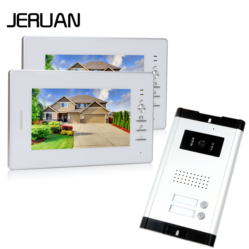 wholesale apartment 7 video intercom door phone entry system 2