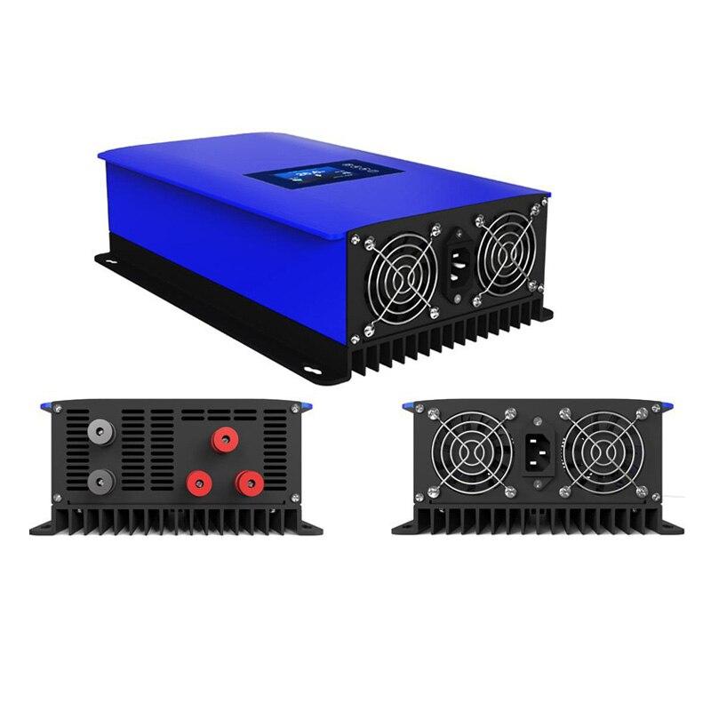 Vento 1000 W de Potência 1000G2-WAL-LCD Com Limitador de Segunda Geração de Energia Eólica Grid Tie Inversor/Controlador de Carga de Despejo