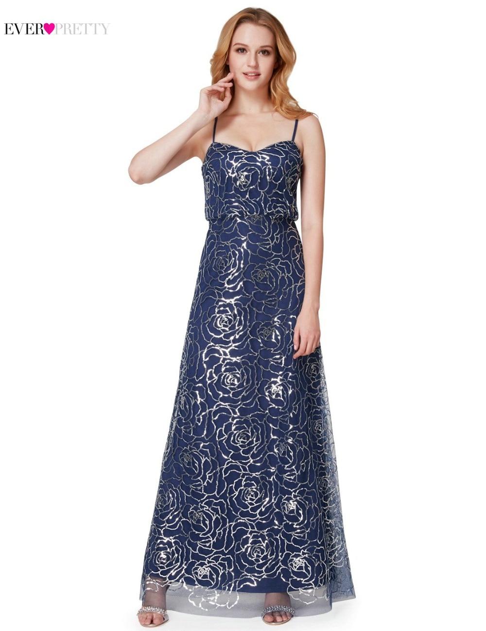 Ever Pretty New Arrival Sparkly Lentejuelas Prom Vestidos Maxys Girls - Vestidos para ocasiones especiales
