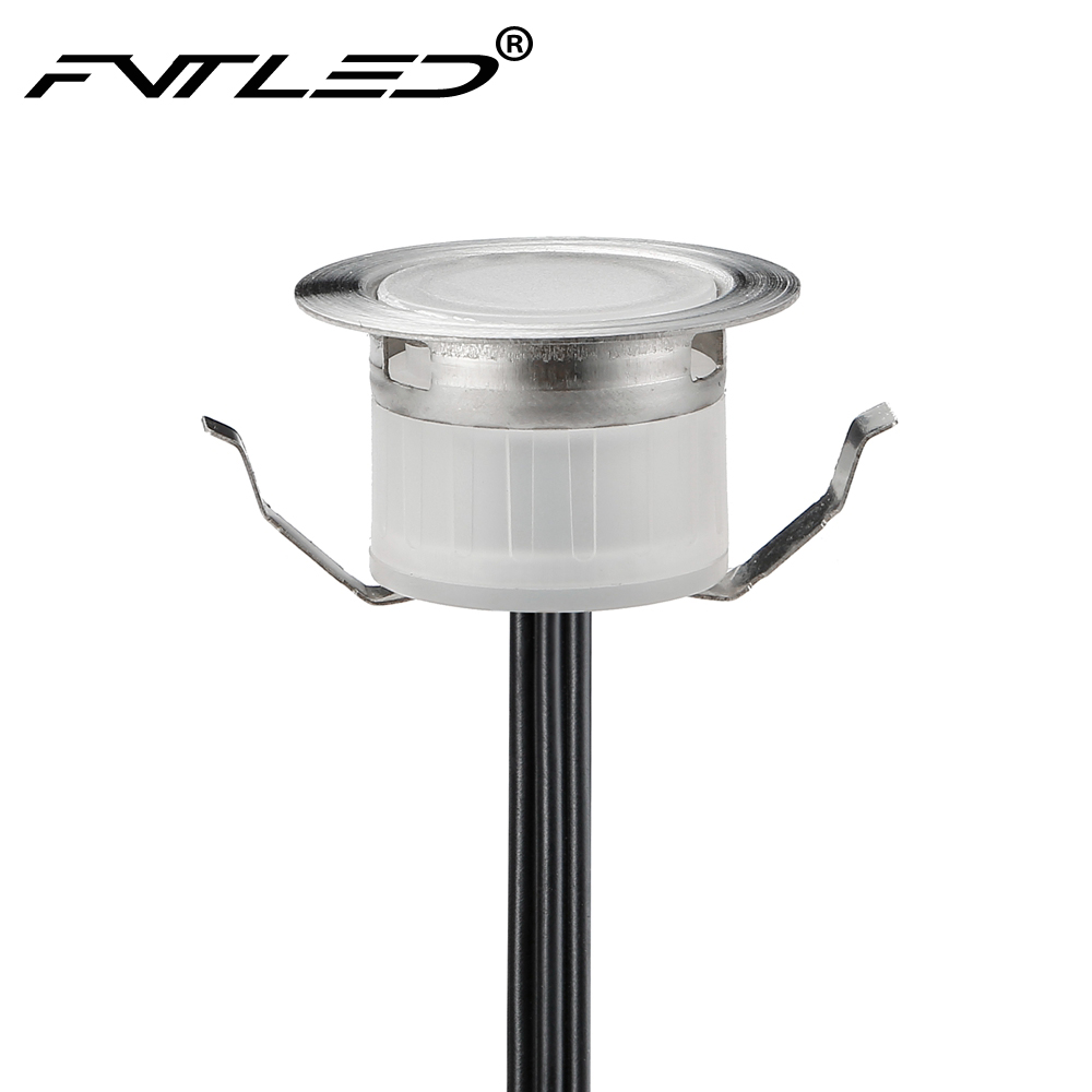 30pcs Waterproof LED מנורות קומה עבור גן 12V נמוך - תאורה חיצונית