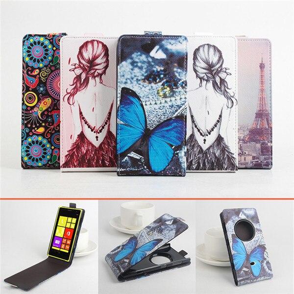 5 Motif De Luxe Portefeuille Stand Style Poche de Téléphone portable Sac  Pour Nokia Lumia 1020 Housse En Cuir Capa avec Fente Pour Carte de Crédit e2f73c16e8e