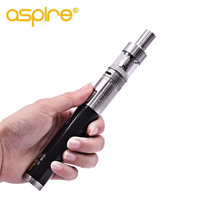 Electronic Cigarette Aspire CF MOD with Atlantis Vape Tank 3ml Capacity E Cigarettes Without 18650 Batttery Vape Pen
