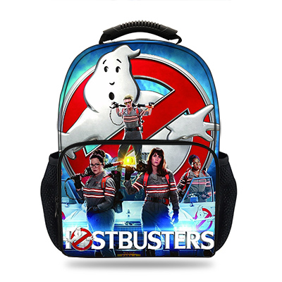 312fb49a8fc9 Newest Ghostbusters Backpack For Teenage Children School Bags Women ...