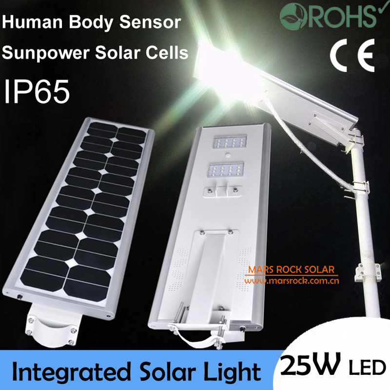 Waterproof 25W LED Solar Garden Lighting,Solar Sensor Light,50W Solar Panel with 21AH Battery Integrated,Solar Outdoor Wall Lamp 40w led solar street light solar sensor light 60w solar panel 27ah battery all in one integrated outdoor solar light waterproof