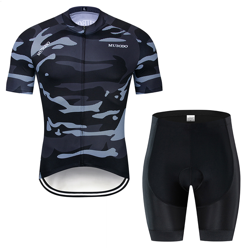 cycling short sleeved sweater Suitable for summer outdoor exercise jersey sets Anti sweat Breathable Quick Dry bike jersey Sets